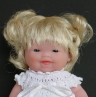 Berenguer Baby Doll Wig